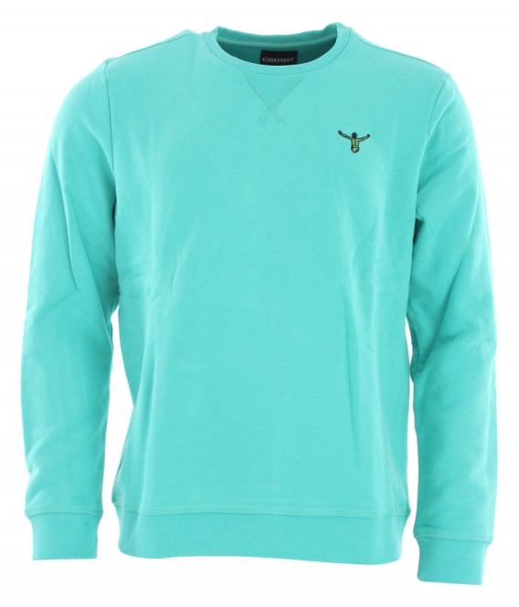 CHIEMSEE EAGLE ROCK Sweater 2019 atlantis - L