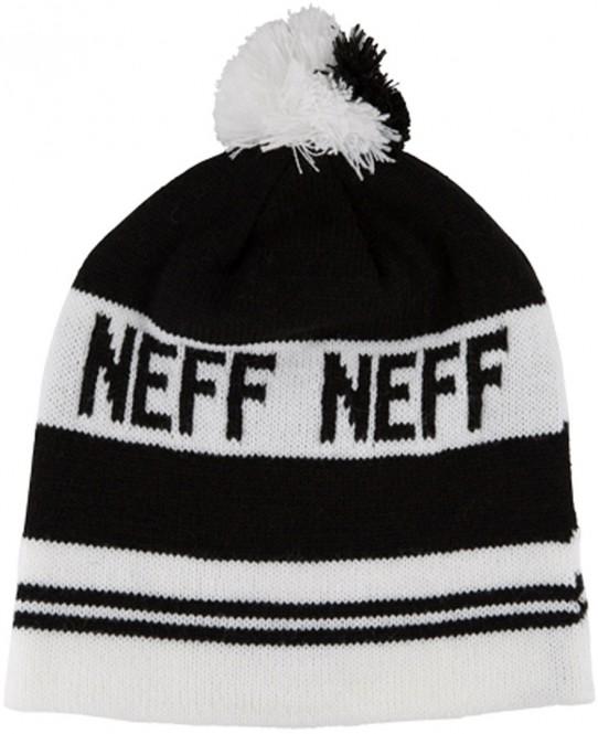 NEFF CLASSIC Mütze black/white