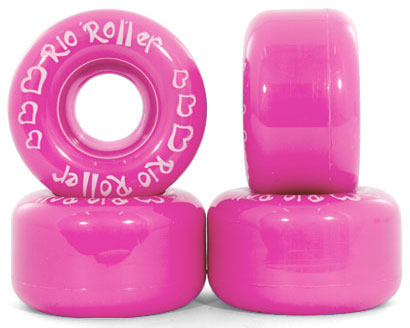 RIO ROLLER COASTER Wheels pink - 54mm/82A