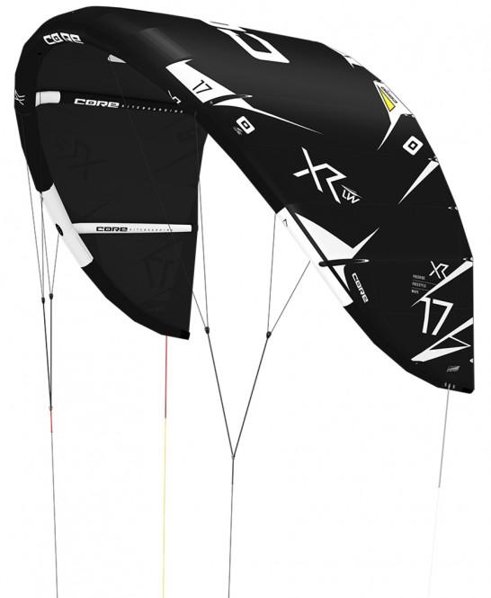 CORE RIOT XR4 LW Kite tech black 10 - 19.0