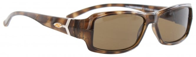 SMITH CROSSROAD INTS Sonnenbrille havana gold/KT/OS/CA