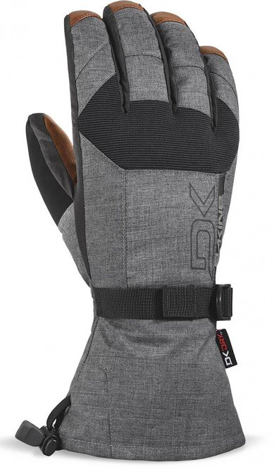 DAKINE SCOUT LEATHER Handschuh 2020 carbon - M