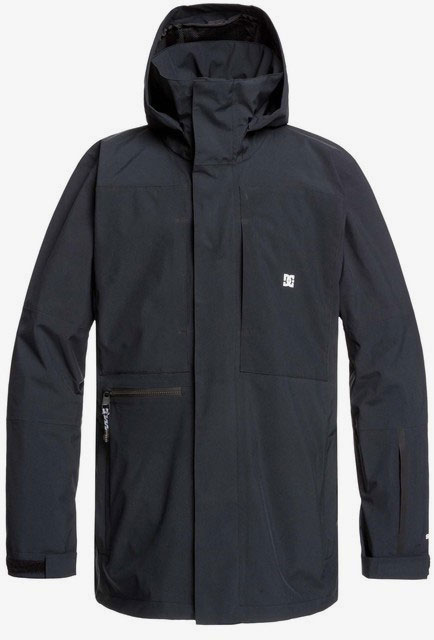 DC COMMAND Jacke 2020 black - XL