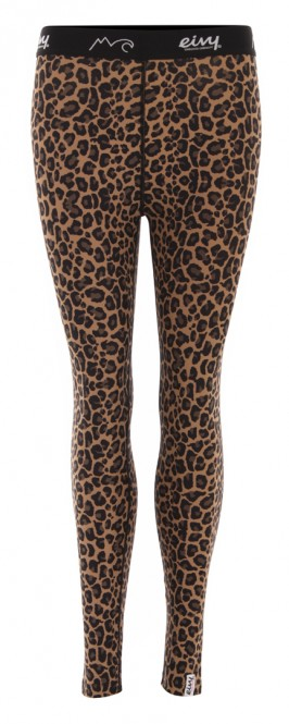EIVY ICECOLD Hose 2021 leopard - L
