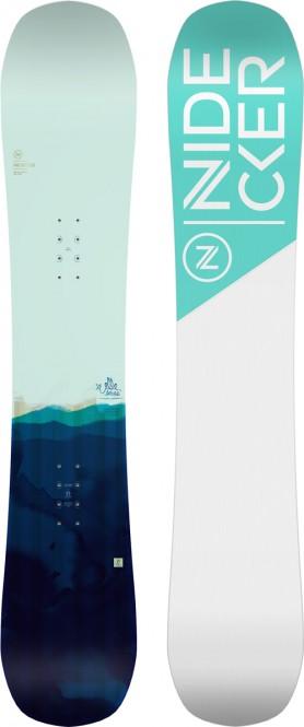 NIDECKER ELLE Snowboard 2021 - 143