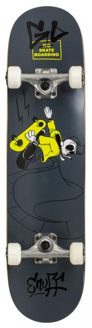 ENUFF SKULLY MINI Skateboard 2021 black