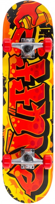 ENUFF GRAFFITI II Skateboard 2021 red