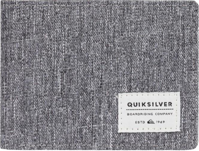QUIKSILVER SLIM VINTAGE Geldbörse 2020 light grey heather - M