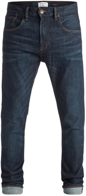 QUIKSILVER LOW BRIDGE ICY BLUE 32 Jeans 2017 icy blue - 32