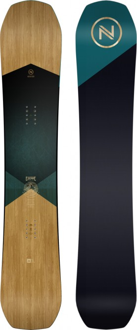 NIDECKER ESCAPE Snowboard 2021 - 156