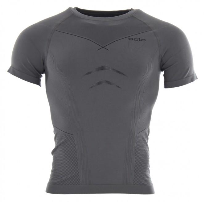 ODLO EVOLUTION T-Shirt 2017 steel grey/black - S