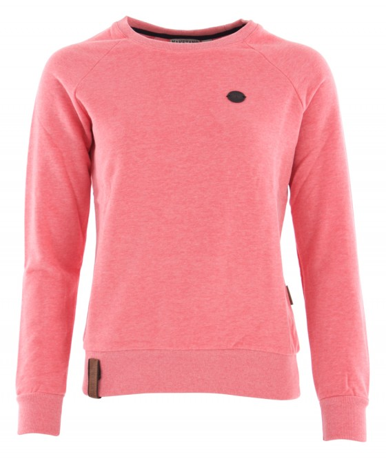 NAKETANO FICK UND FOTZI Sweater 2019 kinky red melange - S