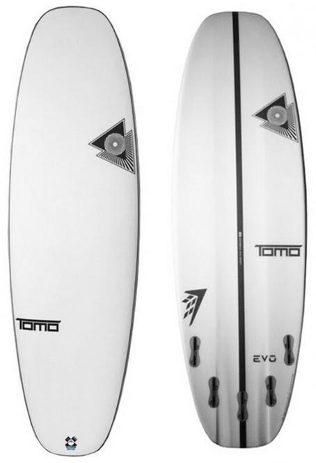 FIREWIRE EVO LFT FUTURE Surfboard squash - 5,1