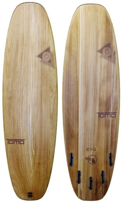 FIREWIRE EVO TT FUTURE Surfboard squash - 5,4