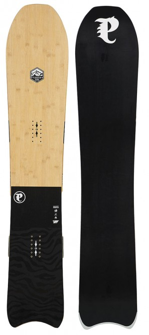 PALMER FLOATER WIDE Snowboard 2020 - 160