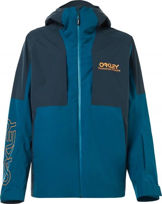 OAKLEY TNP SYPHON SHELL Jacke 2021 double blue - M