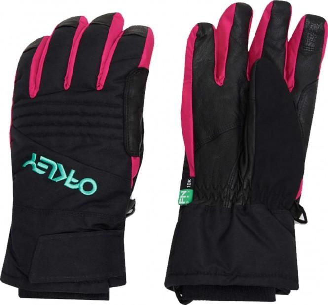 OAKLEY TNP SNOW Handschuh 2021 black/mint - XS