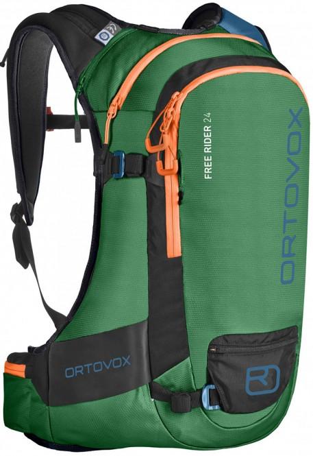ORTOVOX FREE RIDER 24 R Rucksack 2019 irish green
