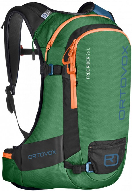 ORTOVOX FREE RIDER 26 L Rucksack 2019 irish green
