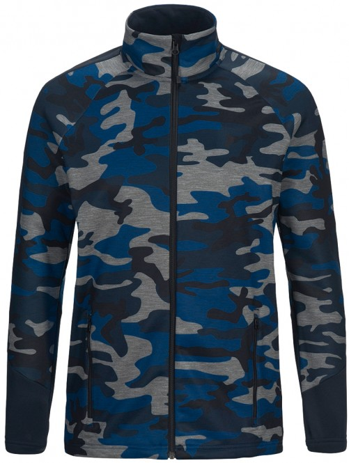 PEAK PERFORMANCE RIDER PRINTED Sweater Jacke 2019 pattern - XL