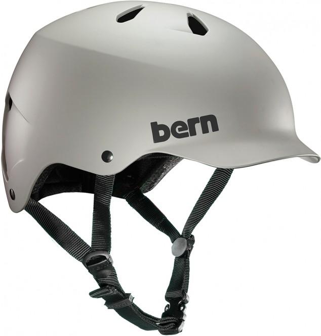 BERN WATTS H2O Helm 2021 matte sand - M