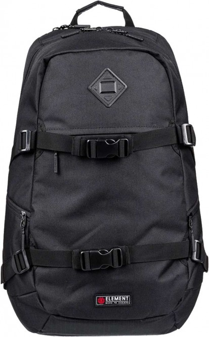 ELEMENT JAYWALKER Rucksack 2021 all black