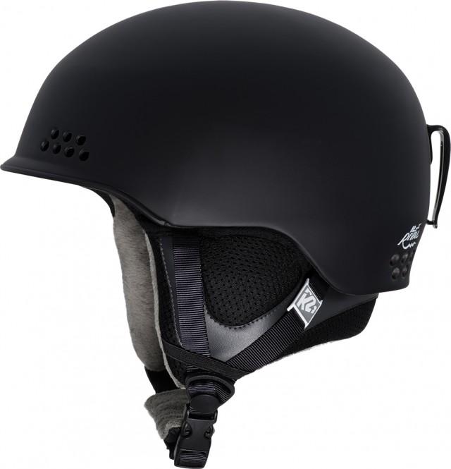 K2 RIVAL TEST Helm 2018 black - S