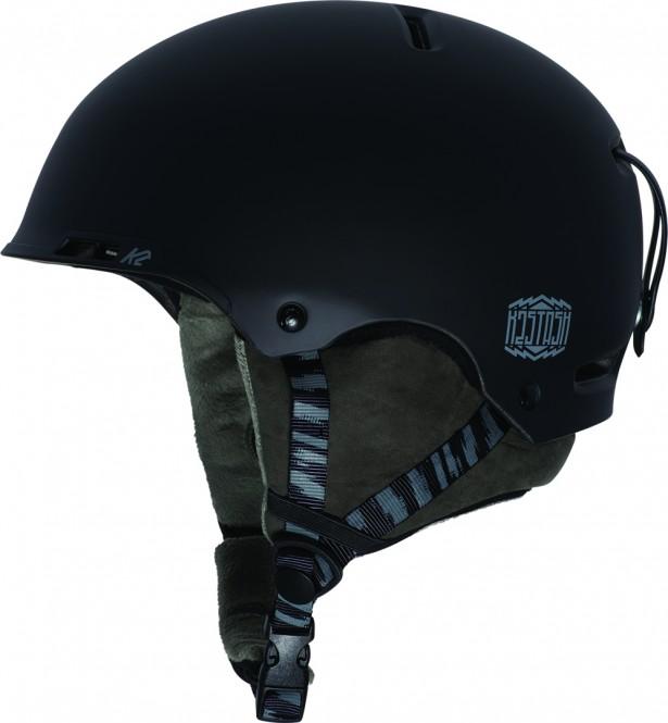 K2 STASH Helm 2020 black - S