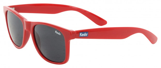 KEDS Sonnenbrille red