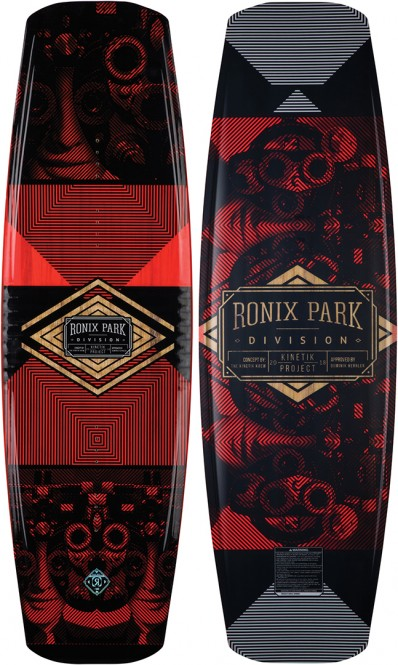 RONIX KINETIK PROJECT FLEXBOX 1 Wakeboard 2018 - 144