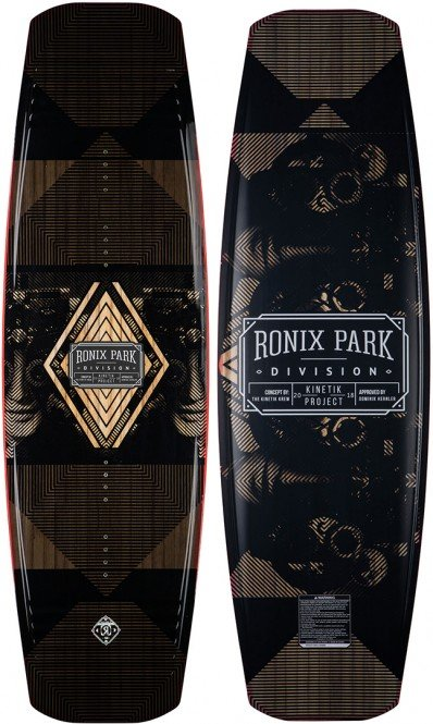 RONIX KINETIK PROJECT SPRINGBOX 2 Wakeboard 2018 - 138