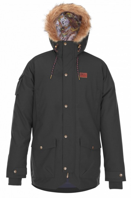 PICTURE KODIAK Jacke 2018 black - M