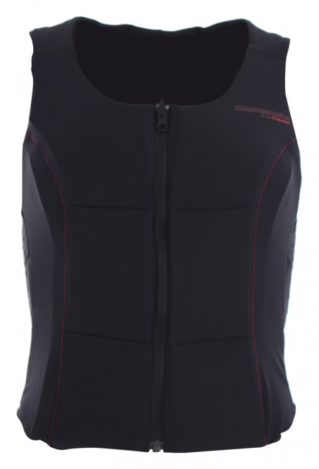 KOMPERDELL BALLISTIC CROSS Weste black/red - S