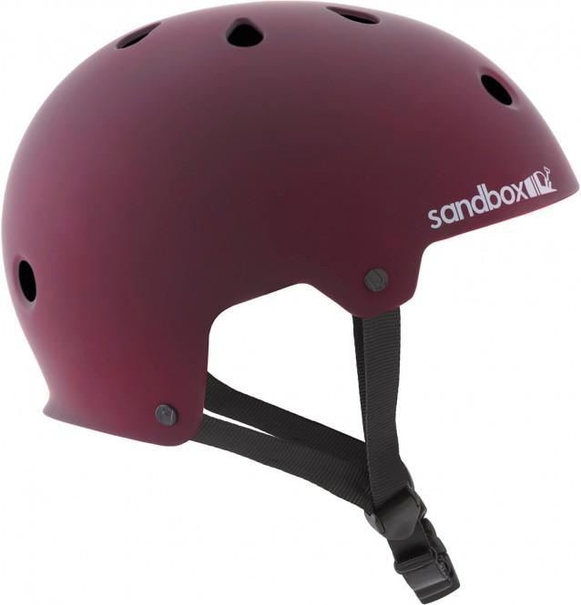 SANDBOX LEGEND LOW RIDER Helm 2019 burgundy - L