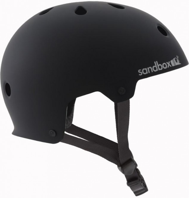 SANDBOX LEGEND LOW RIDER Helm 2019 black - L