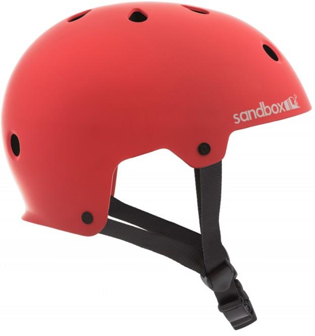 SANDBOX LEGEND LOW RIDER Helm 2019 coral - XS