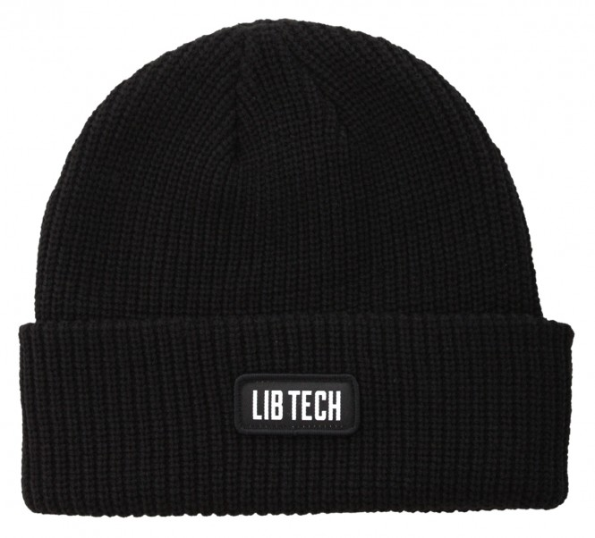LIB TECH CAPTAIN Mütze 2021 black