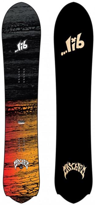 LIB TECH LOST ROCKET Snowboard 2020 - 161.5