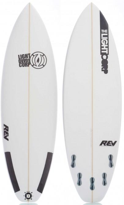 LIGHT RIVERA VAC Surfboard - 5,2