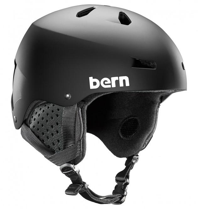 BERN MACON EPS MIPS Helm 2020 matte black - M