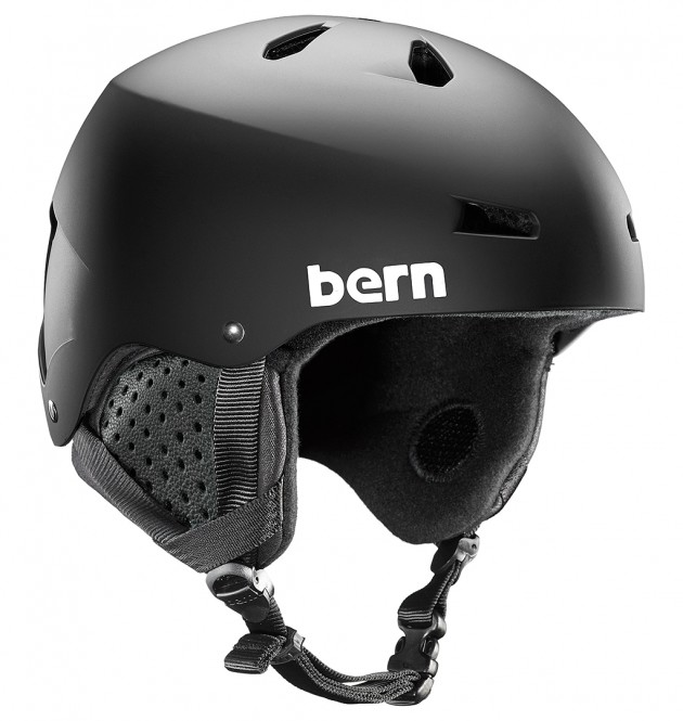 BERN MACON EPS BOA Helm 2020 black - M