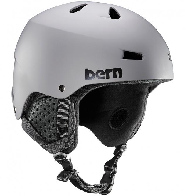 BERN MACON EPS BOA Helm 2020 grey - M