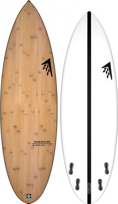 FIREWIRE DOMINATOR LFT FUTURE Surfboard round - 5,9