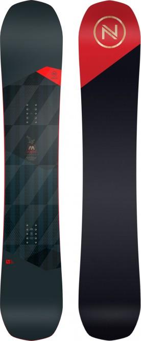 NIDECKER MERC Snowboard 2021 - 156