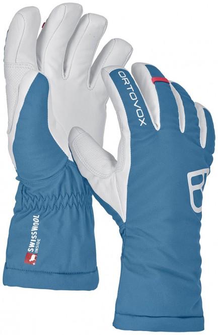 ORTOVOX FREERIDE WOMEN Handschuh 2020 blue sea - S