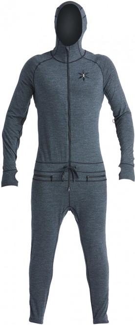 AIRBLASTER MERINO Ninja Suit 2021 black - M