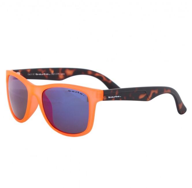 BASTA MIRROR Sonnenbrille orange/blue