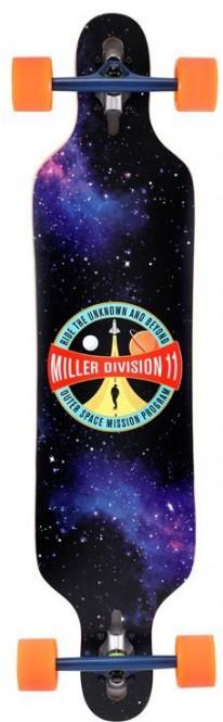 MILLER MISSION 38 Longboard 2020