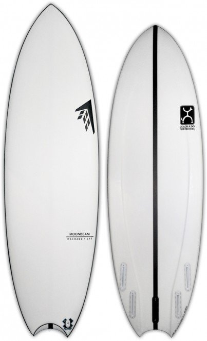 FIREWIRE MOONBEAM LFT FUTURE Surfboard moon - 6,6