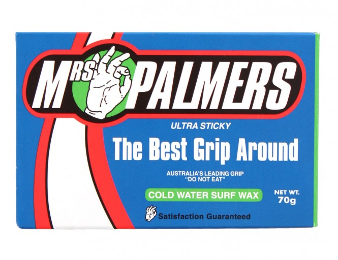MRS PALMERS 70g Surf Wachs cold